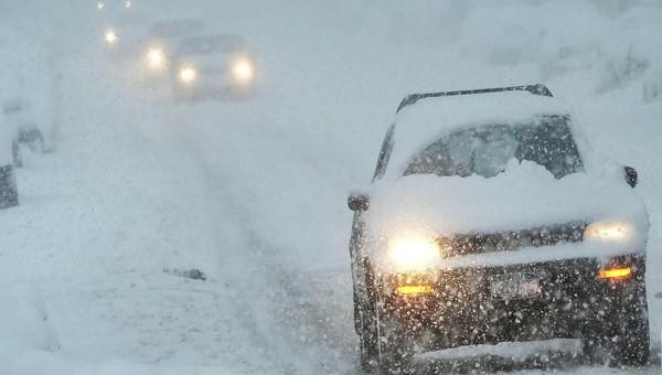 Минтранс Подмосковья предупредил: дороги заметет снегом