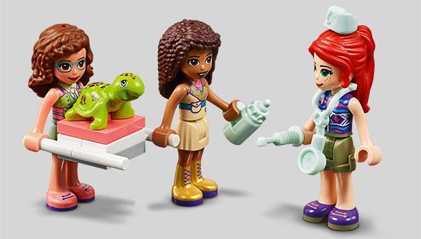 LEGO Friends: полезная и интересная игра для девочек