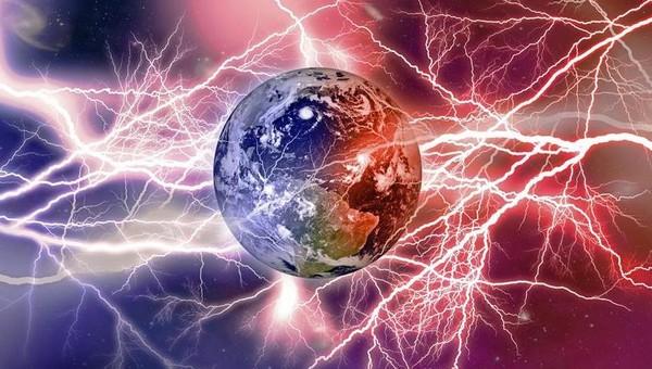 Магнитные колебания будут сотрясать Землю несколько дней