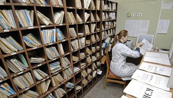 Бумажные медицинские карты в Подмосковье заменят на электронные до конца года