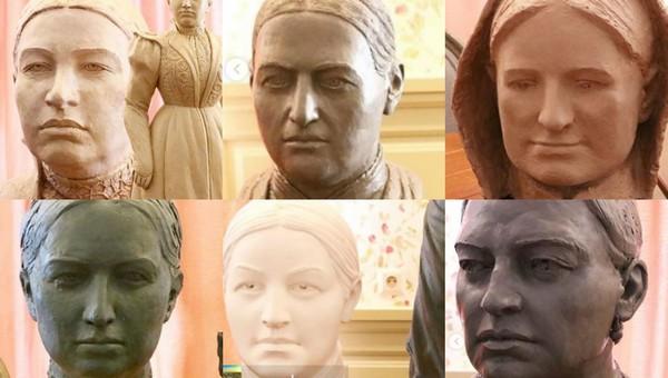 Серпуховичи решают, как будет выглядеть памятник Анне Мараевой