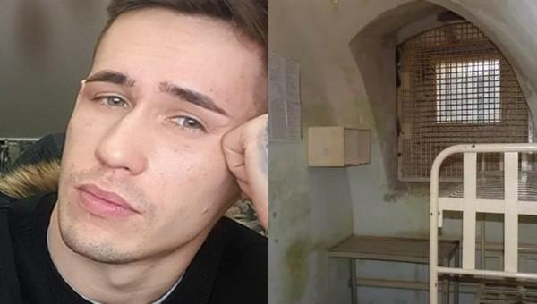 Блогера, обвиняемого в убийстве девушки, привезли в Серпухов
