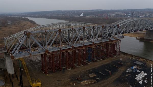 Из-за ремонта моста через Оку расписание движения электричек на Курском направлении изменится