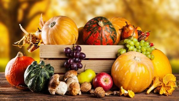 Запасись витаминами на Осенней Ярмарке в Парке Дракино