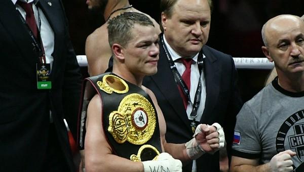 Федор Чудинов готовится защитить титул чемпиона мира