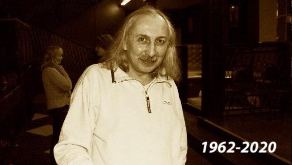 Ушел из жизни музыкант Сергей Калинкин