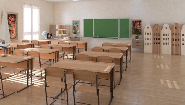 В школах Калужской области начались каникулы, тульских детей перевели на дистанционное обучение