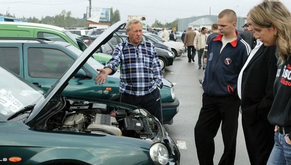 Подержанные авто каких марок больше всего любят россияне?