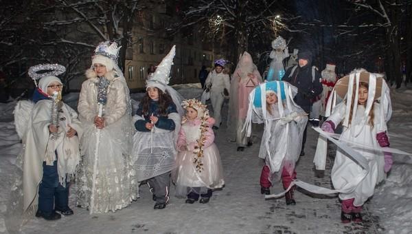 В наукограде Пущино будут шаманить на снегопад