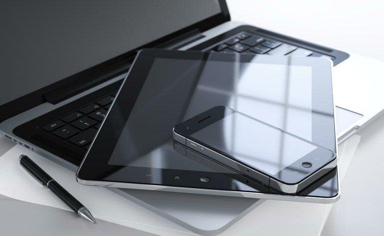 Награда 100 000 рублей от МВД за информацию о планшете и ноутбуке