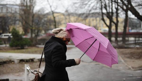 В Подмосковье на сутки объявлен второй уровень погодной опасности