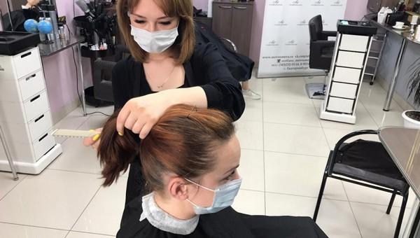 В столичном регионе 3 июня откроются парикмахерские