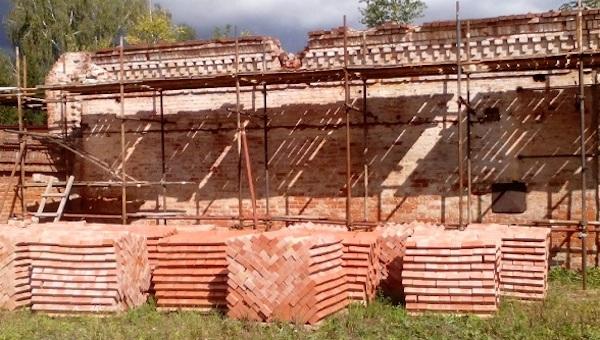 На ремонт сарая в Серпухове потратят более 30 млн рублей
