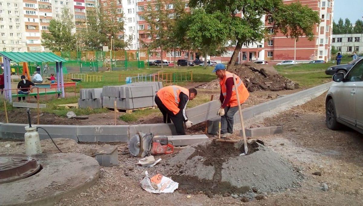 В Серпухове зависло благоустройство на 55 млн. рублей