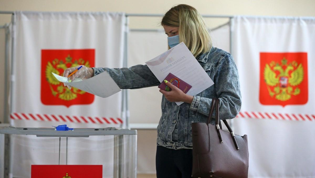 Кандидат Черепенников потребовал признать сегодняшние результаты голосования недействительными