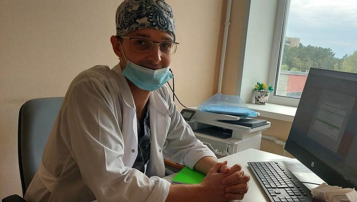 В поликлинике Протвино появился новый детский доктор