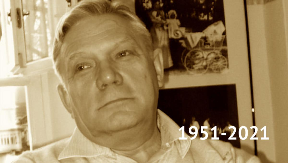 Не стало Вячеслава Корнеева