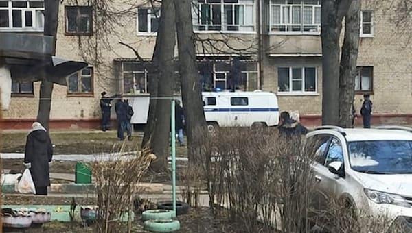 В Обнинске застрели мужчину, взявшего в заложники собственную мать