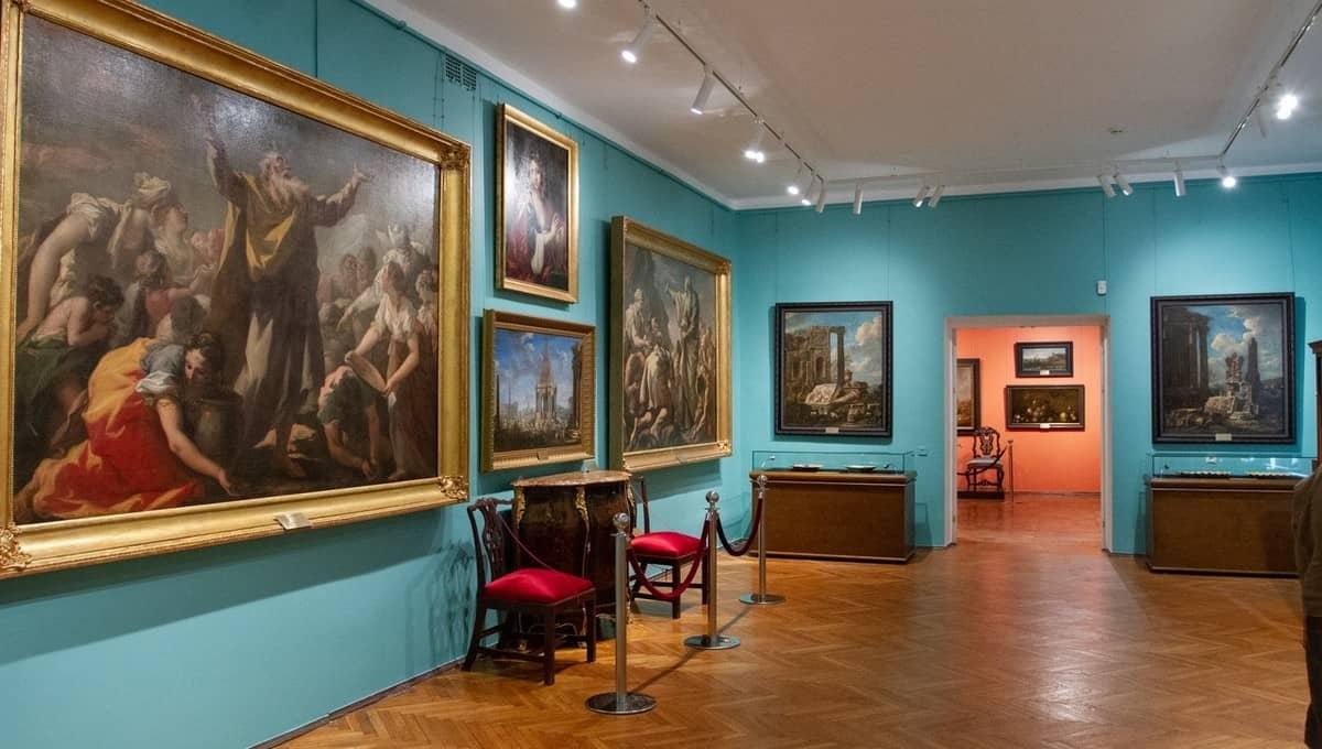 Выставка голландской живописи в Серпуховском музее влетит в копеечку