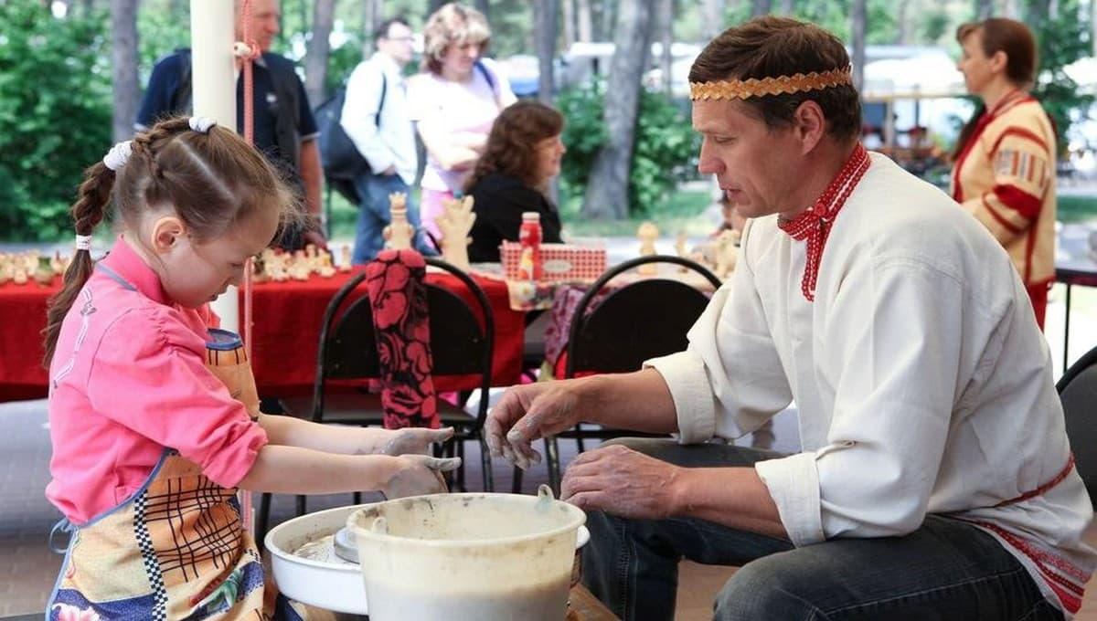 Парк Дракино собирает талантливых детей
