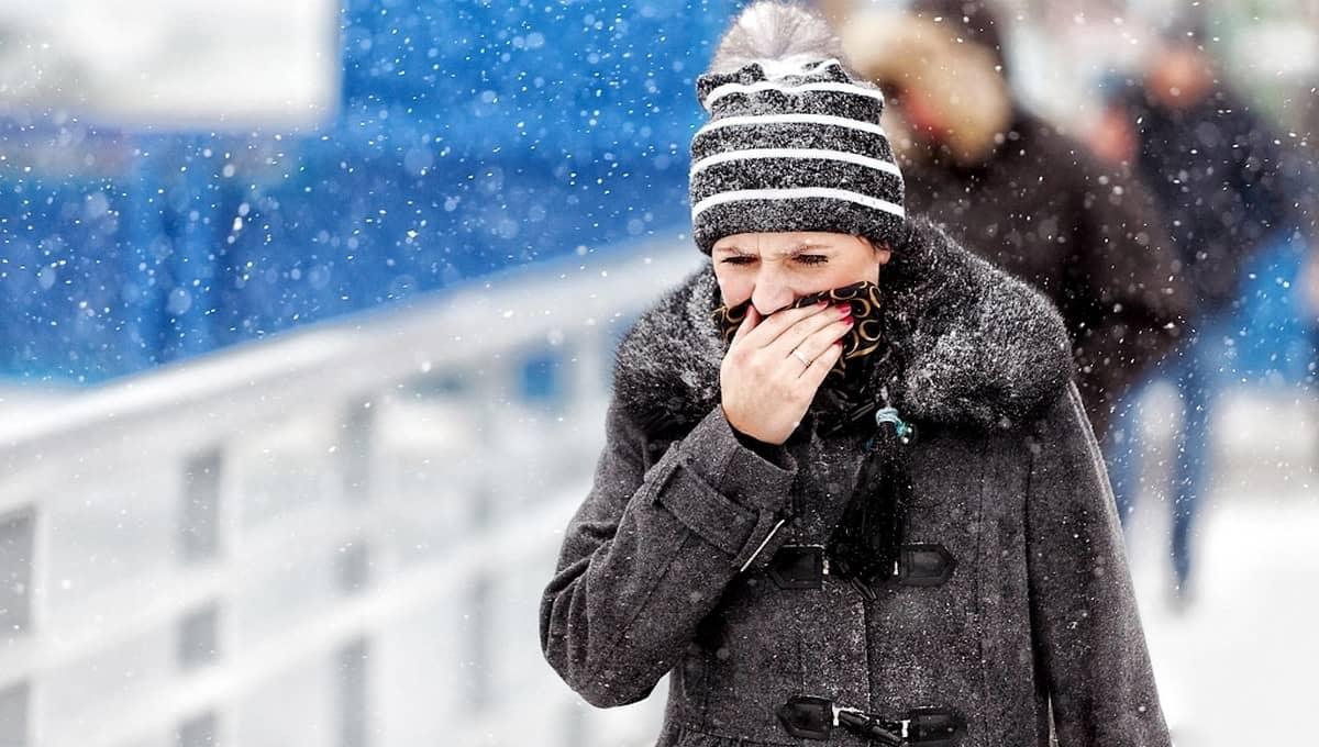 Суровые морозы до -27 надвигаются на Центральный регион