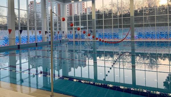 Названа дата открытия нового бассейна в Серпухове