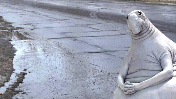 Серпухов ждет обещанную дорогу уже четвертый год