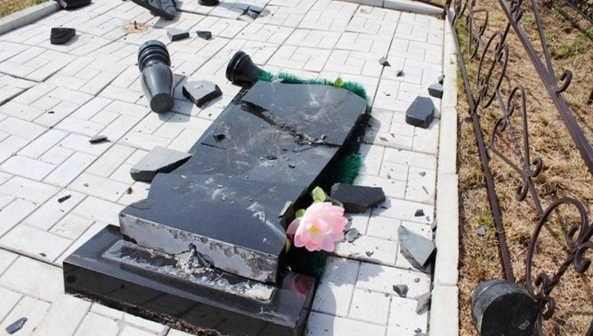 Женщина нелепо и страшно погибла у могилы близкого человека