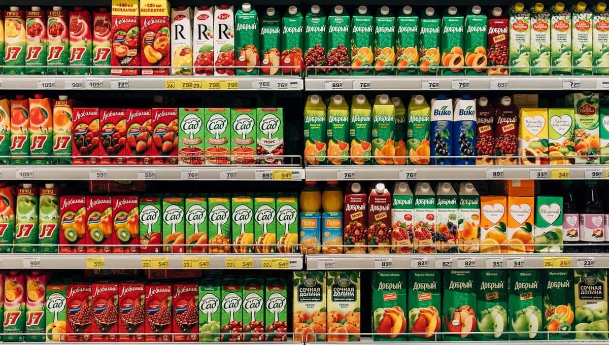 Эксперты назвали марки сока, которые не стоит покупать