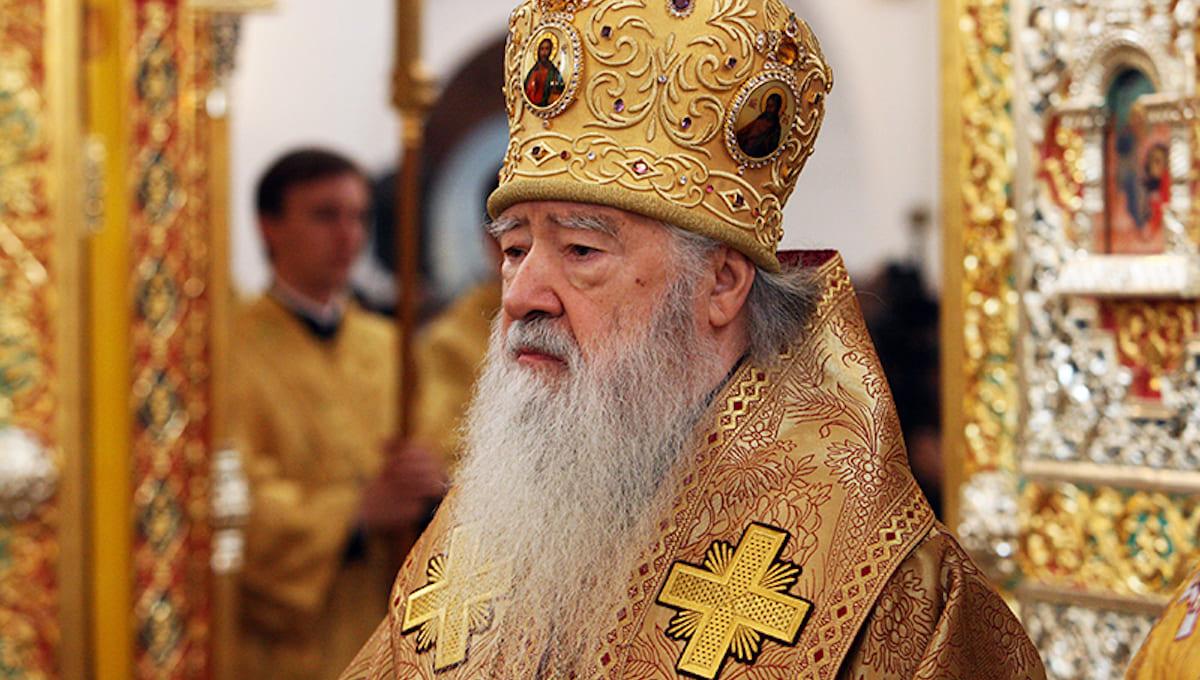 Митрополит Ювеналий подал прошение об уходе