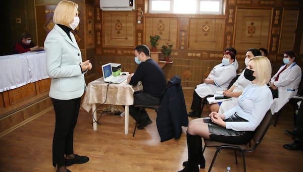 В серпуховском побратиме врачи от казались вакцинироваться от COVID-19
