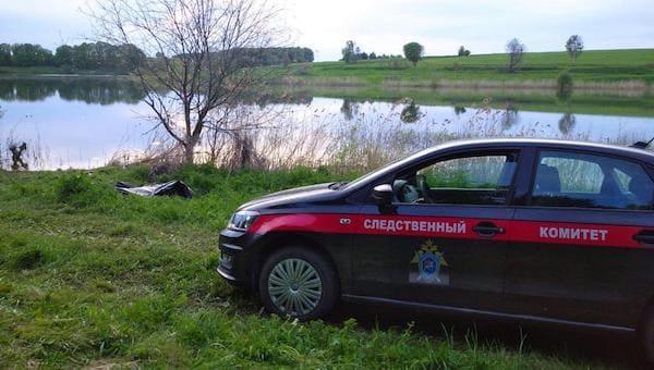 Тела двух военных найдены на дне сельского пруда