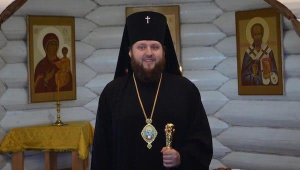 Архиепископ Аксий впервые проведет службу в Серпухове