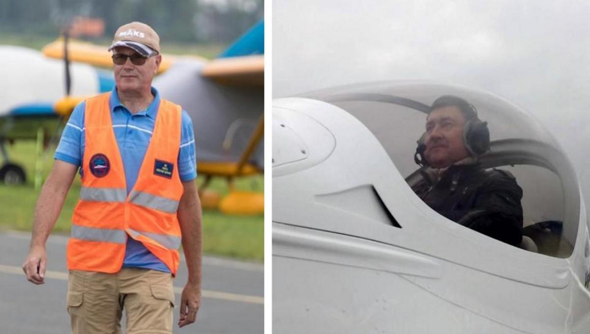 Появились подробности крушения самолета в Подмосковье