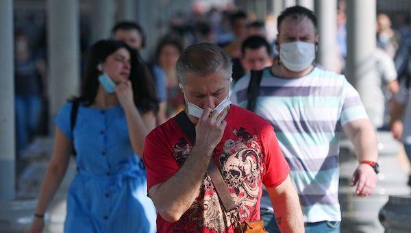 Заболеваемость COVID-19 в Подмосковье снизилась до уровня апреля