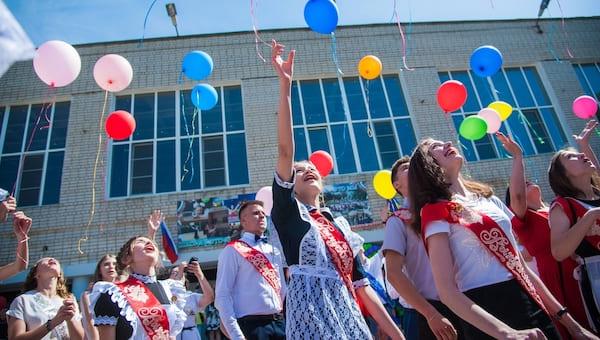 Стал известен формат проведения выпускных и последних звонков в школах Подмосковья