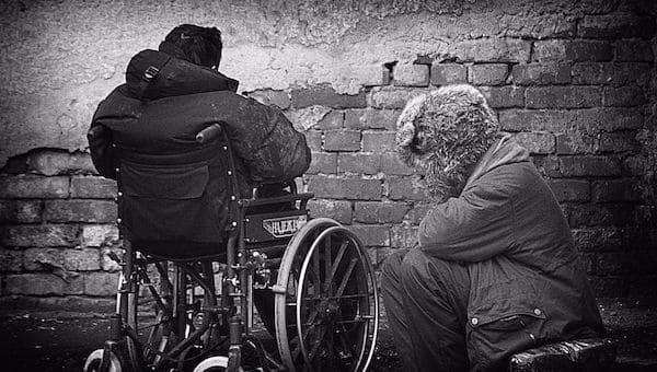 Рабов-инвалидов освободили в Подмосковье