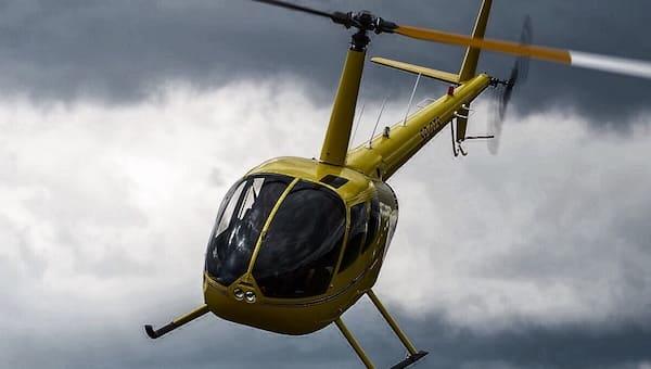 В Серпухове идет распродажа американских вертолетов