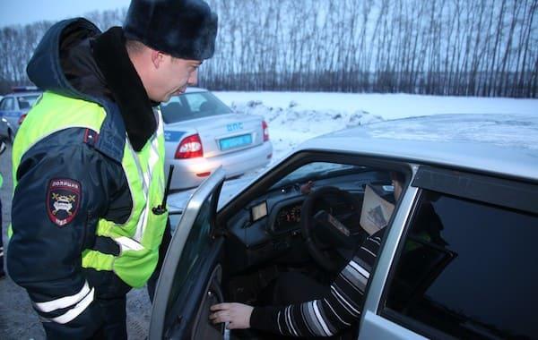 Весь март на дорогах будут идти массовые проверки водителей