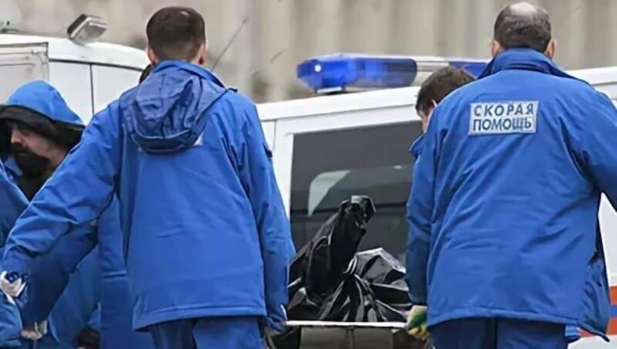 Пять трупов нашли в строительном вагончике в Подмосковье