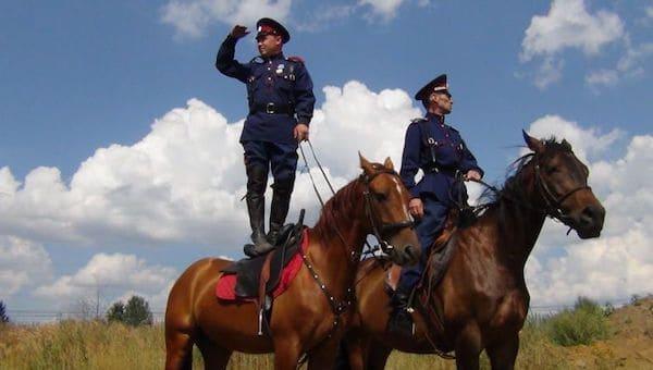 В Пущино могут появиться казаки?