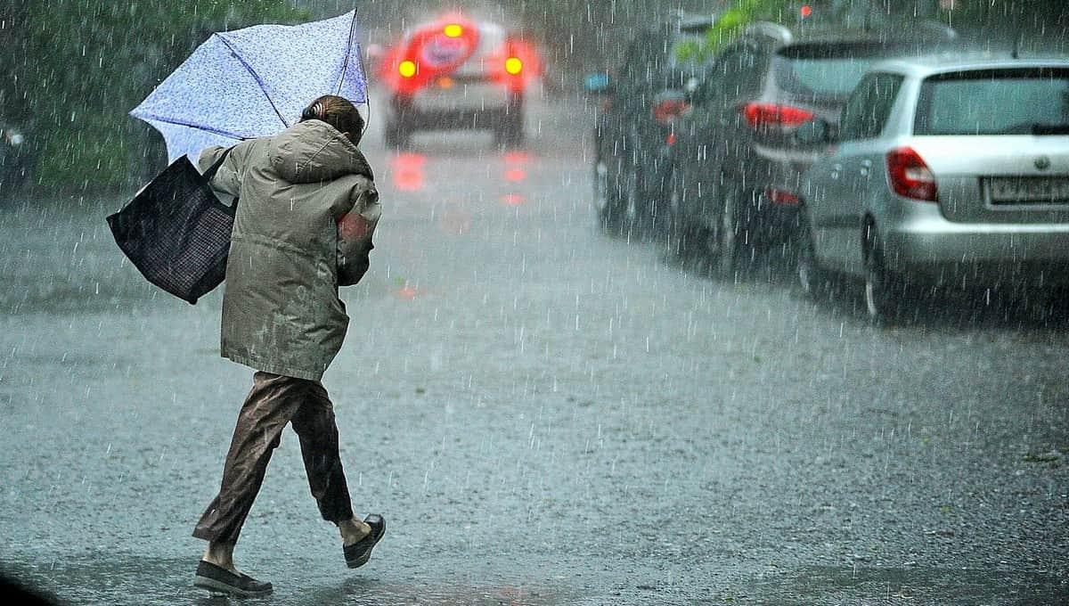 Дожди и ливни приближаются к столичному региону