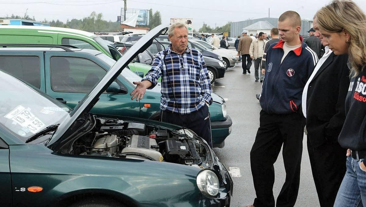 Какие подержанные авто чаще всего покупают в России?