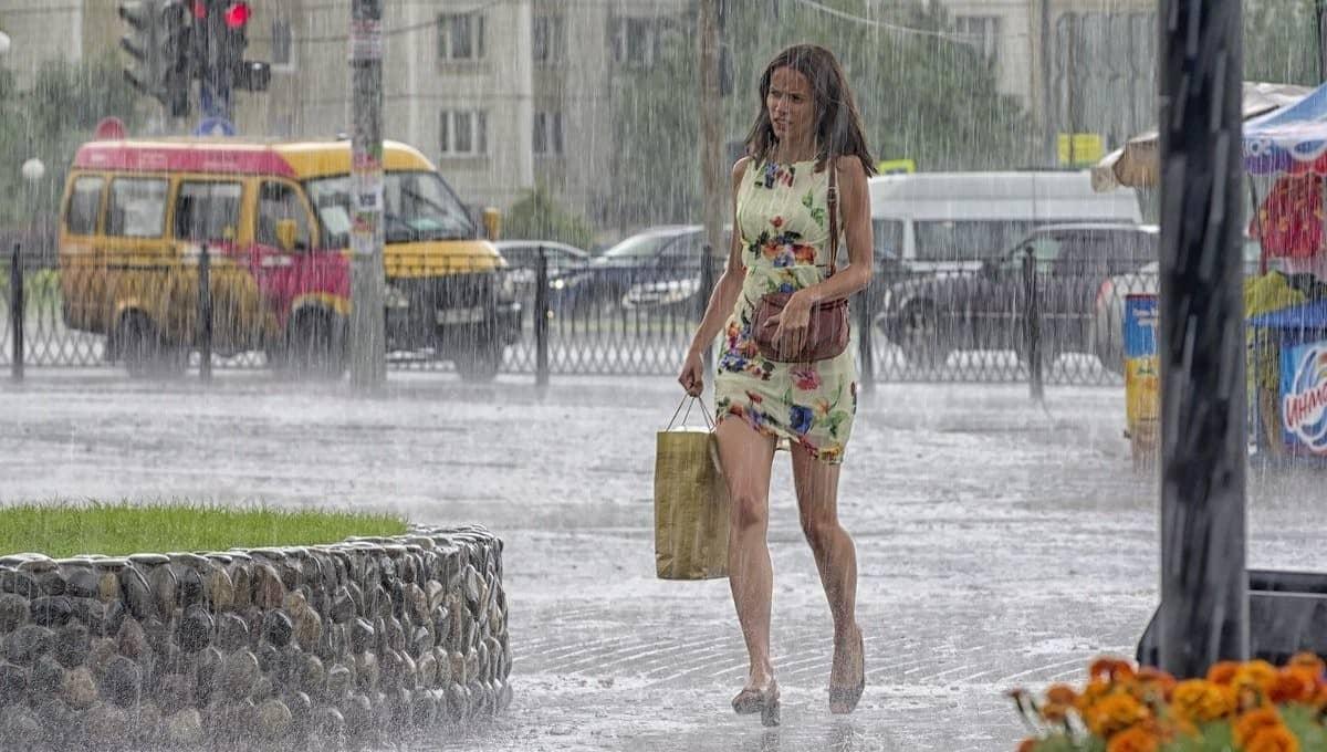 Когда в Подмосковье придут проливные дожди?