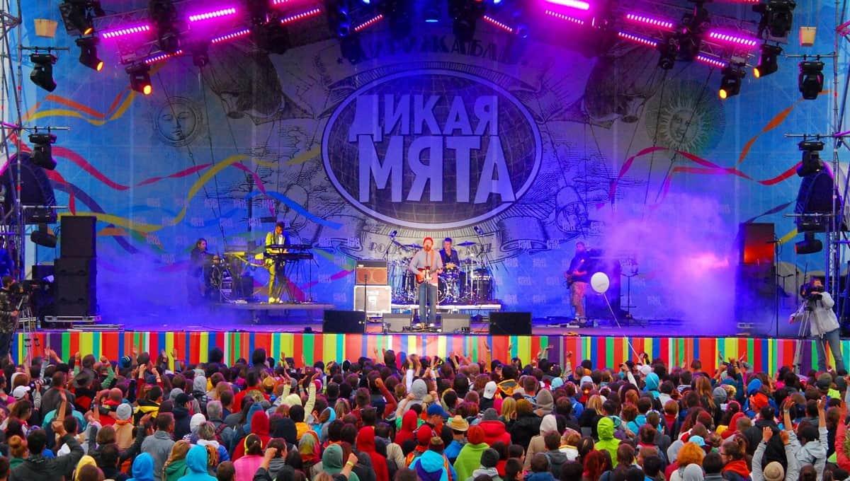 Тульские власти срочно отменили фестиваль «Дикая мята»