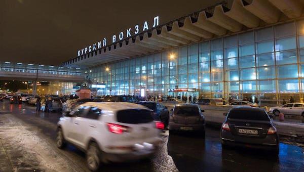 Курский вокзал встает на реконструкцию
