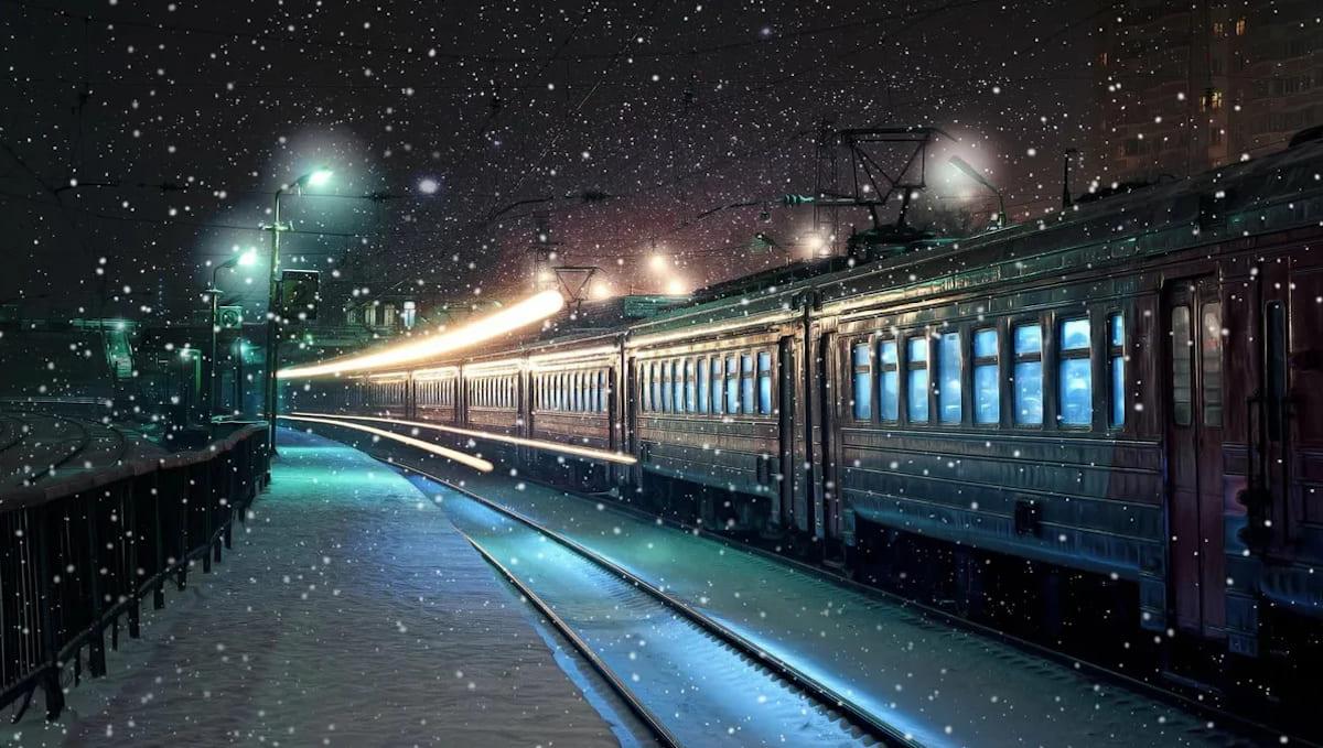 Выбраться из центра Москвы ночной электричкой станет невозможно