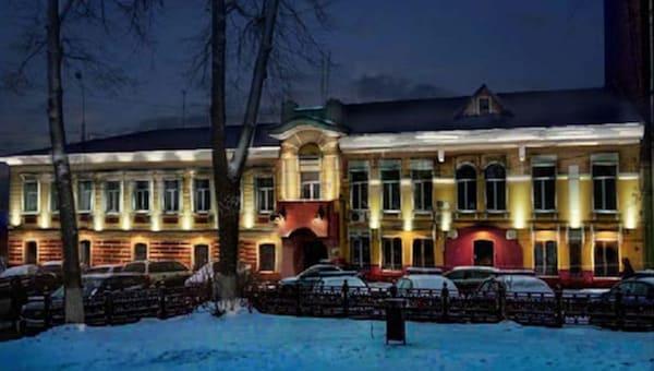 Как будет выглядеть старейшая площадь Серпухова с архитектурной подсветкой?