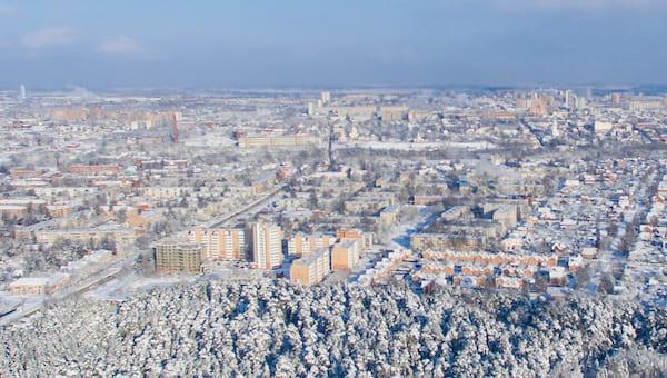 В Сергиевом Посаде и Серпухове зафиксирован рекордный рост цен на жилье