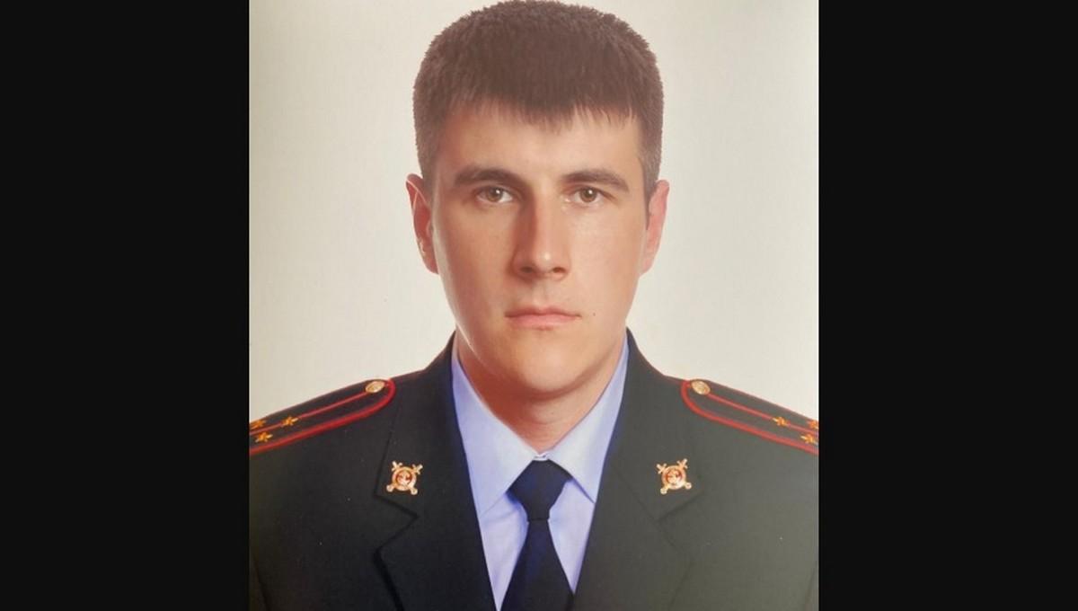 Сотрудник полиции погиб при исполнении в Подмосковье